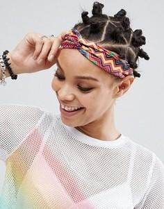 Повязка-тюрбан для волос ASOS Cultura - Мульти