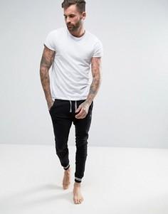 Черные штаны для дома Original Penguin - Черный