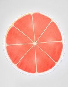Розовое полотенце Грейпфрут South Beach - Мульти
