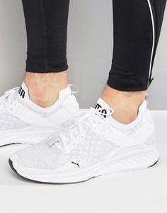 Белые кроссовки Puma Running Ignite 18990402 - Белый