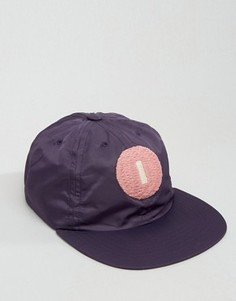 Maharishi Baseball Cap In Purple - Фиолетовый