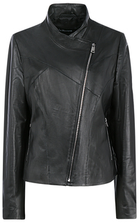 Женская кожаная куртка LE Monique