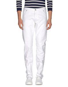 Джинсовые брюки Manuel Ritz White