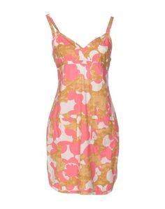 Платье до колена D&G