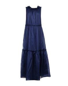 Длинное платье Cappellini BY Peserico