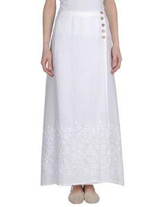 Длинная юбка LA Fabbrica DEL Lino