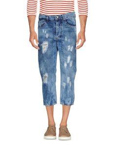 Джинсовые брюки-капри Squad²