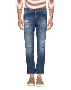 Джинсовые брюки Sisley