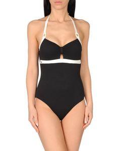 Слитный купальник Brigitte Bardot