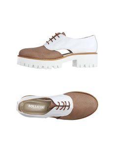 Обувь на шнурках Bollicine