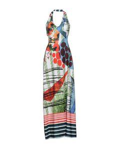Длинное платье Clover Canyon