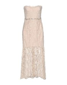 Платье длиной 3/4 Notte BY Marchesa