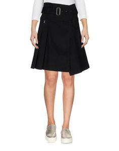 Джинсовая юбка Burberry