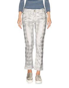 Джинсовые брюки-капри Roberto Cavalli