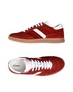 Низкие кеды и кроссовки Edward Spiers