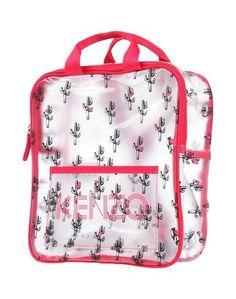 Рюкзаки и сумки на пояс Kenzo Kids