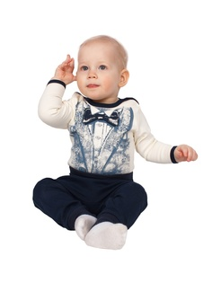 Комплекты нательные для малышей Апрель