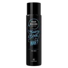 FOUR REASONS Освежающий шампунь для волос с ментолом 300 мл