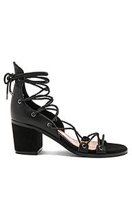 Босоножки на каблуке hold tight - JAGGAR