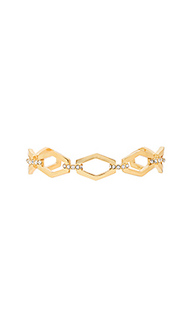 Chain link bangle bracelet - Luv AJ