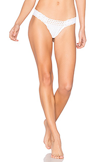 Eyelet diamond low rise thong - Hanky Panky