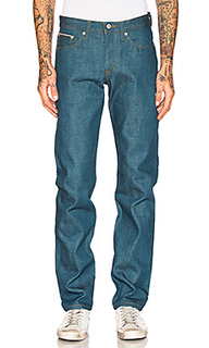 Weird guy cerulean blue selvedge 15oz - Naked & Famous Denim