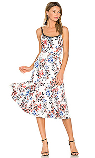 Платье миди secora - NBD