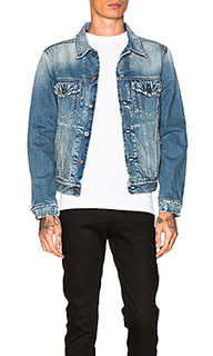 Джинсовая куртка m601 sobo - Simon Miller