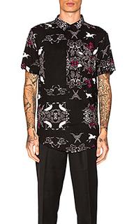 Рубашка с коротким рукавом hunter - NEUW
