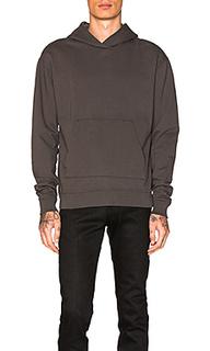 Oversized cropped hoodie - JOHN ELLIOTT