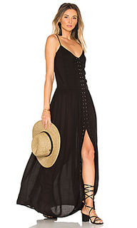Studded maxi dress - Indah