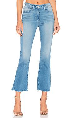Укороченные джинсы-клёш midway - 3x1