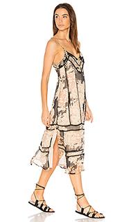 Платье миди marla - Cleobella