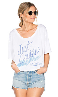 Just boozin baggy beach tee - The Laundry Room