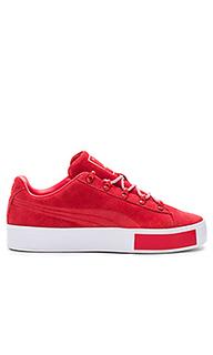 Кроссовки на платформе x dp court l - Puma Select
