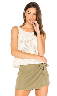 Mia hand knit tank - LACAUSA