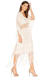 Платье с бахромой ella - Free People
