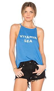 Майка с высоким горлом vitamin sea - The Laundry Room
