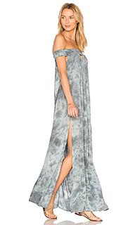 Макси платье the charmer - Blue Life