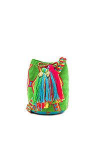 Мини сумка бакет mochila - the way u
