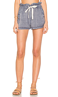 High waisted wash short - Free People