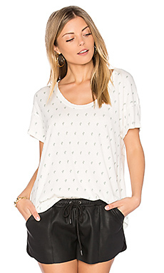 The slouchy scoop tee - Current/Elliott