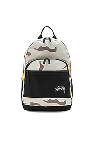 Stock desert camo backpack - Stussy
