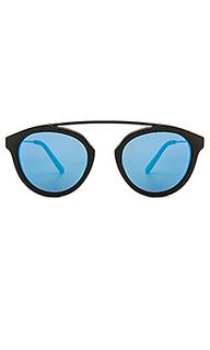 Солнцезащитные очки flower - WESTWARD LEANING