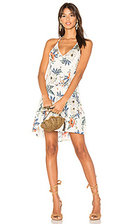 Платье холтер garden party - MINKPINK