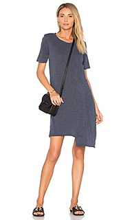 Shifted pocket tee dress - Wilt