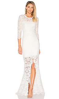 All over lace gown - RACHEL ZOE
