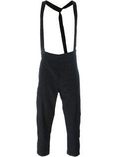 брюки с подтяжками Lost & Found Ria Dunn