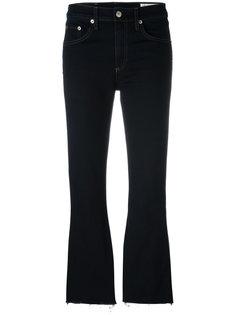 укороченные расклешенные джинсы  Rag & Bone