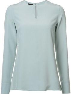блузка с длинными рукавами Akris